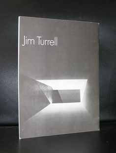 Jim Turrell / James Turrel first major exhibition in Europe was in the Stedelijk Museum in 1976. This highly collectible and important catalogue accompagnied his LIGHT SPACES. Design and Photographs i