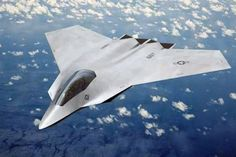 3 Top Secret Technology Demonstrator Aircraft that Could Still be Classified