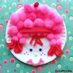 Cute strawberry shortcake crafts such as strawberry shortcake costume, strawberry shortcake puppets, strawberry shortcake bead patterns, strawberry. Strawberry Crafts, Strawberry Delight, Cute Strawberry, Strawberry Fields, Little Girl Crafts, Crafts For Girls, Kids Crafts, Summer Preschool Activities, Educational Activities For Kids