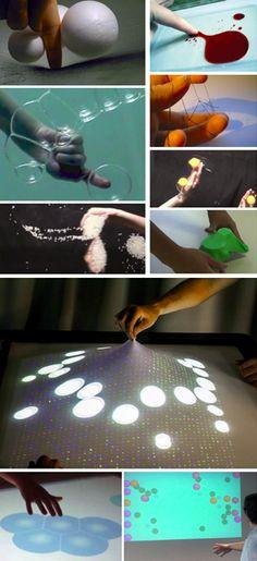 Natural Interface Exploration: TEI Studio 2013