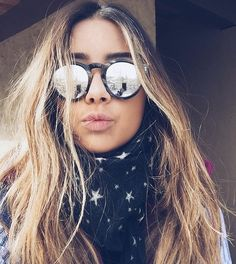 """❄️"" Round Sunglasses, Mirrored Sunglasses, Sunglasses Women, Aspen, Instagram Posts, Fashion, Moda, Round Frame Sunglasses, Fashion Styles"