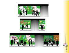 Visual Merchandising es la actividad de promover la venta de bienes, especialmente por su presentación y organización, La comunicación...