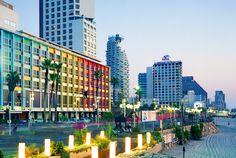 ИЗРАИЛЬ: Весна в Тель-Авиве с 27.02 на 7 ночей от 987 USD! СПЕШИТЕ БРОНИРОВАТЬ!