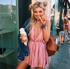 10 Perfect Outfit Ideas For Coachella - Moda Converse, Estilo Converse, Festival Outfits, Festival Fashion, Festival Style, Boho Fashion, Fashion Outfits, Fashion 2017, Fashion Trends