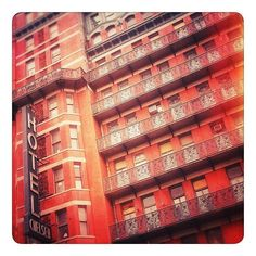 #nyc #architecture #color