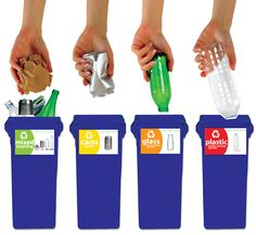 Standardized recycling labels seek to eliminate confusion at the ...