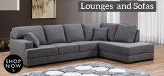 Black leather sofa - A qualityrange of affordable bedroom furniture, fabric and leather sofas, tv units, mattresses, living room furniture, mirrors and homewares. Shop small business and save over 20% compared to major retailers. Visit our showroom in Joondalup, Perth.