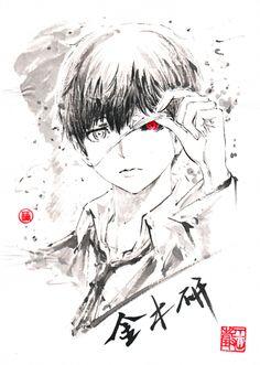 東京喰種 par #極限の道 #Fanart #anime #TokyoGhoul