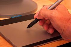 Descubre la Tableta Wacom Intuos Pen & Touch Creative y Olvidarás para Siempre a tu Ratón
