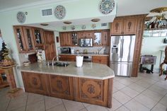 Custom kitchen cabinets with elegant designs.
