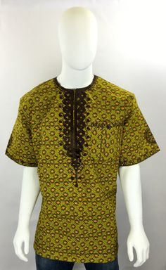 Authentic African Clothes to Celebrate Your Real Culture. Dashiki, Ankara, African, Blouse, How To Make, Shopping, Clothes, Tops, Women