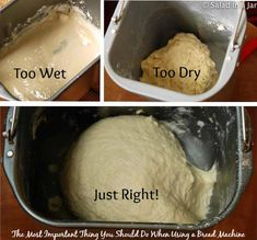 The Most Important Thing You Should Do When Using a Bread Machine
