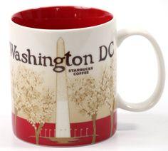Amazon.com: Starbucks Coffee 2011 Washington DC Mug, 16 fl oz: Kitchen & Dining But not for $70 dollars!!!