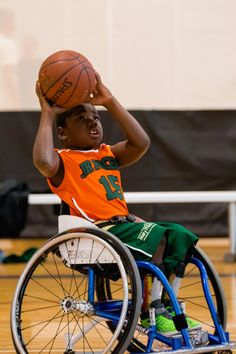 https://flic.kr/p/21hupEw | Jr. Pacers Wheelchair Basketball Home Tournament @ Mary Free Bed YMCA - Nov 4, 2017