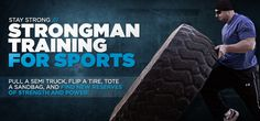 Bodybuilding.com - Choose Your Implement: Strongman Training For Sports