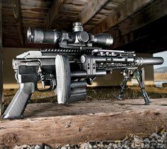 McMILLAN CS5 STUBBY 7.62mm