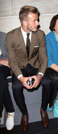 David Beckham, fablife, Best of Outfits