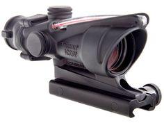 Trijicon ACOG 4x32 Scope, shooting gear | Outdoor Channel