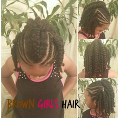 Top 5 Little Girl Hairstyles for Summer2 Jun, 2015  in  Braids/Box Braids  /  Cornrows  /  Hairstyles  /  Protective Styles  /  Twists/Twistouts  tagged  black hair care  /  braids  /  cornrows  /  little black girls hairstyles  /  summer hair care  /  swimming hair styles  /  twists   by Shaunic         Top 5 Little Girl Hairstyles for Summer