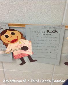 Adventures of a Third Grade Teacher: Rock the Test