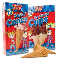 With Summer here, you will not want to miss this great deal! You can pick up CHEAP Joy Ice Cream Cones at Walmart!   Click the link below to get all of the details  ► http://www.thecouponingcouple.com/cheap-joy-ice-cream-cones-at-walmart/