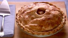 Country Apple Pie Recipe : Anna Olson Recipes   LifeStyle FOOD