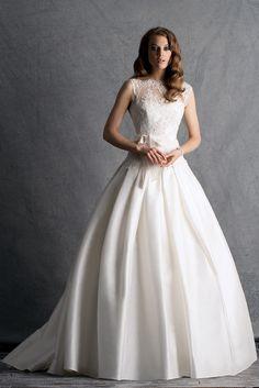 Cymbeline modèle Harmo, {Collection 2014} 10 Robes de Mariée cintrées, mariée, bride, mariage, wedding, robe mariée, wedding dress, white, blanc