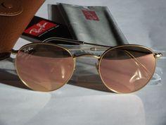 RAY BAN RB 3447 112/Z2 ROUND METAL Gr. 50 /21 2N   ORIGINAL! NEU!! In OVP in Kleidung & Accessoires, Herren-Accessoires, Sonnenbrillen & Brillen   eBay!