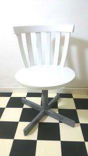HJERTEHJORT: En rekke møbler som kom langveis fra!