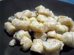 Gnocchi di cous cous, ricetta vegetariana