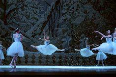 A snapshot of the Pacific Northwest Ballet's Nutcracker.