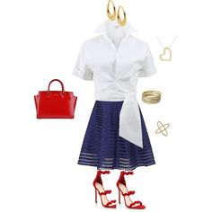 A fashion look from April 2015 featuring wrap crop top, reversible skirt and red heeled sandals. Browse and shop related looks. Somerset By Alice Temperley, Reversible Skirt, Steve Madden, Prada, Fashion Looks, Michael Kors, Crop Tops, Skirts, Polyvore