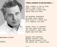 Український поет Андрій Малишко