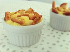 Pavê de banana: sobremesa com pouco açúcar e poucas calorias. Hmmm... we like it! Veja receita.