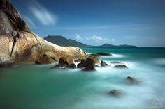 The rocks by La Mo