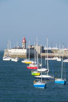 Dún Laoghaire, Co. Dublin, Ireland by Katja.  My home town...walked that pier a million times