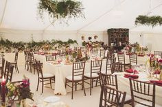 Hélène Millot Furnishings l Wedding & Event Style & Hire | REAL WEDDING- Deep Red & Gold