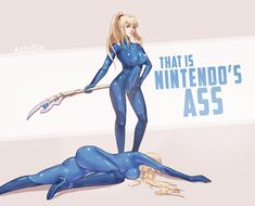 That is Nintendo's ass - That is Nintendo's ass - iFunny :) Metroid Samus, Samus Aran, Shao Jun, Zero Suit Samus, Estilo Anime, Gaming Memes, Manga Pictures, Super Smash Bros, Jojo's Bizarre Adventure