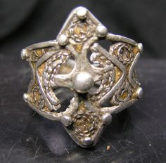 A selection of rings worn around the world. So many styles, sizes, and shapes! Some to adorn and others with a purpose!