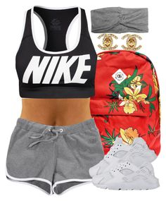 """Work Out."" by livelifefreelyy ❤ liked on Polyvore"