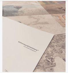 Officinarkitettura®  Collezione #Ceramicpaper #Postcards supporto gres sottile maxi formato o carta da parati #architettura #arte #design #wallpaper www.officinarkitettura.it