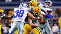 With Barry Church and J. Wilcox leaving in free agency, the Cowboys will turn to Jeff Heath and Byron Jones as their starting safeties -- for now. Dallas Cowboys Football, Football Helmets, Espn, Milwaukee, Nba, Safety, Security Guard, Dallas Cowboys