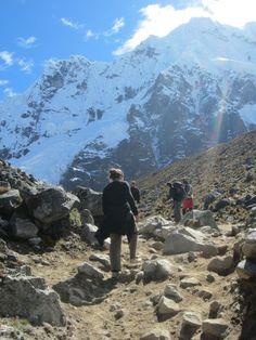 Salkantay Trek in the Andes - explore Inca ruins and Machu Picchu, Peru
