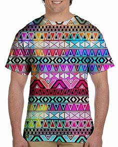 Neon Pink Purple Aztec Pattern Design 3D Print T-shirts X... https://www.amazon.com/dp/B01HNOKGDG/ref=cm_sw_r_pi_dp_jEzJxbY5SV5D8