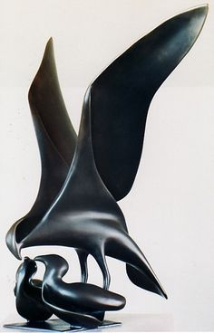 Bronze Sculpture by Trevor Askin