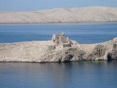 Pag Island, Croatia.