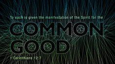 Verse of the Day from Logos.com    고린도전서 12:7, 각 사람에게 성령을 나타내심은 유익하게 하려 하심이라.
