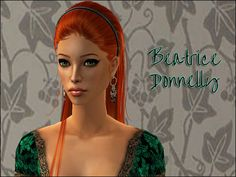 Lowi♥Sims: ★Update★ ts2 sim - Beatrice Donnelly Princess Zelda, Disney Princess, Sims 2, Female, Disney Characters, Disney Princesses, Disney Princes