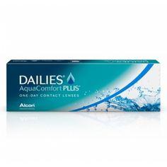 Ημερήσιοι φακοί επαφής One Day Contact Lenses, Aqua, Personal Care, Water, Self Care, Personal Hygiene