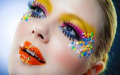 Fantasy Candy Makeup Color